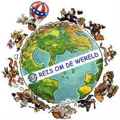 Reis om de wereld in 3 weken overkempe overkempe - De thuisbasis van de wereld chesterfield ...